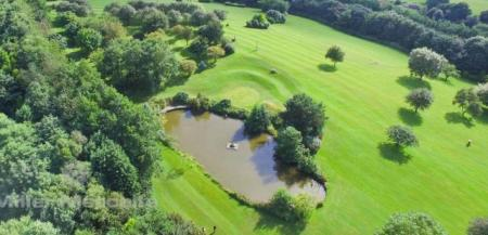£2.25m mansion with own golf course up for sale