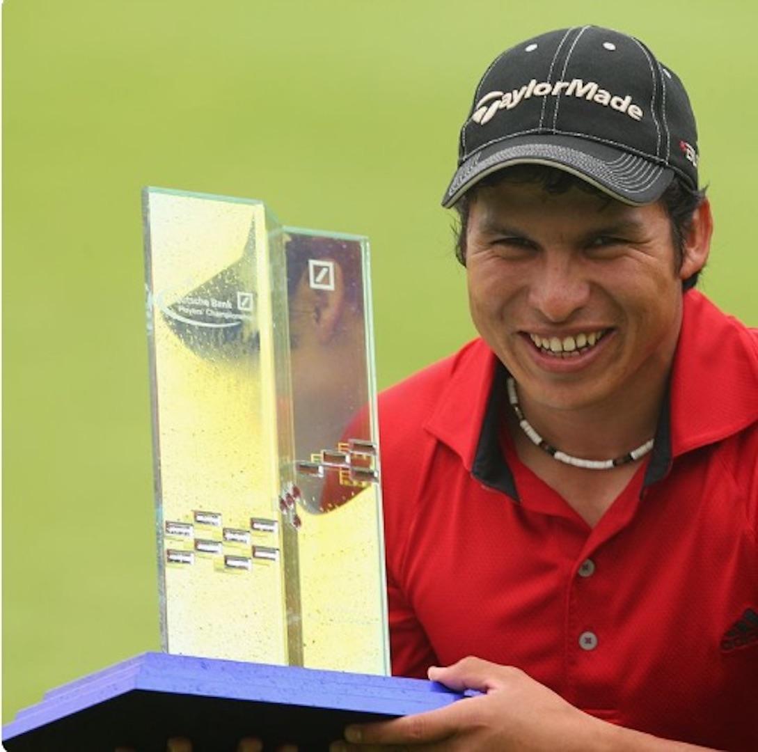 Andres Romero wins BMW International