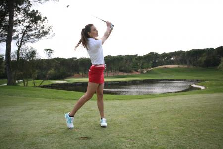 Maria Verchenova: How to master water hazard psychology