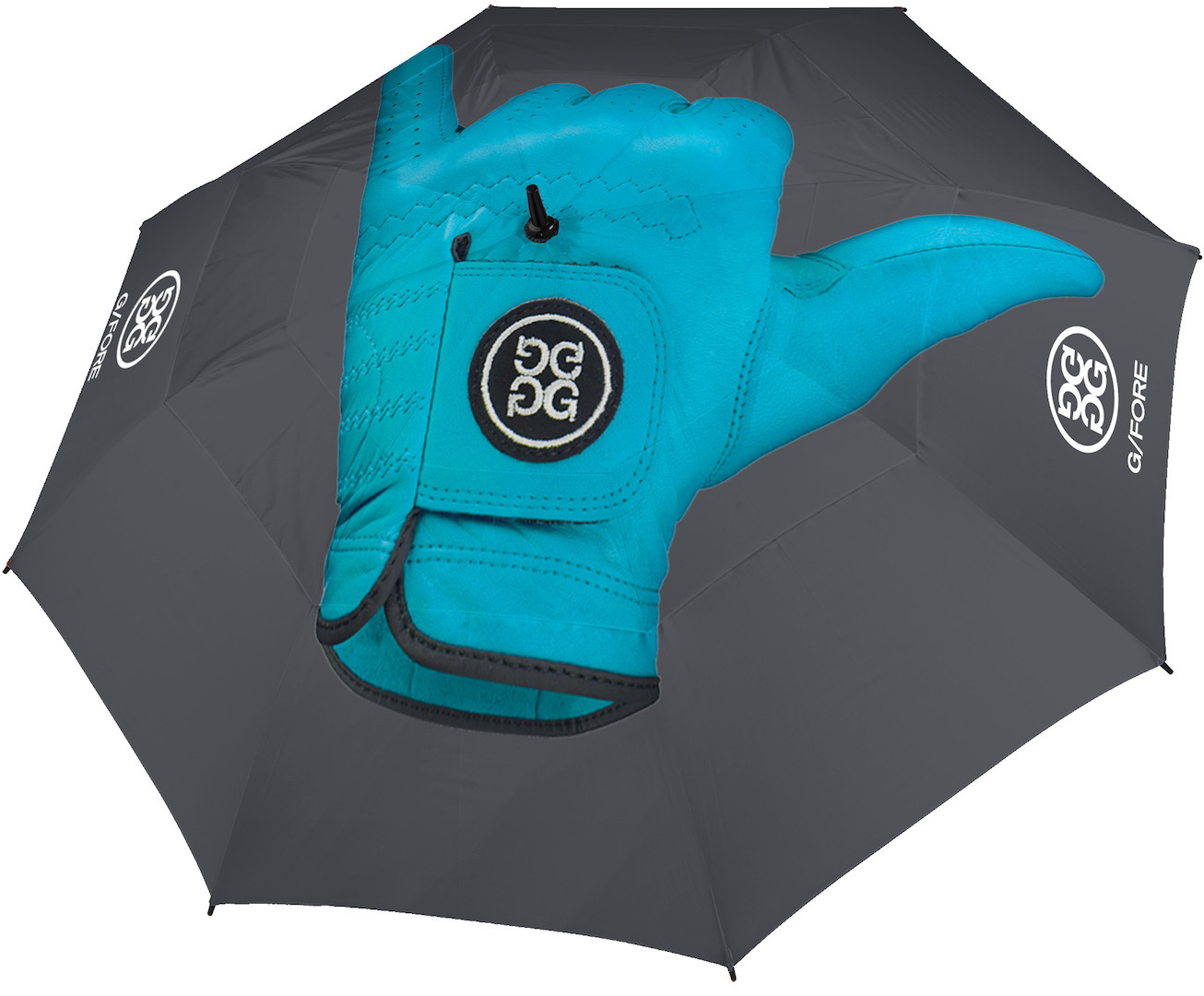 Surf's up for new G/Fore Umbrella