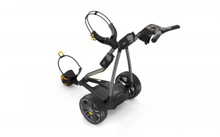 Powakaddy launch world's most advanced golf trolley