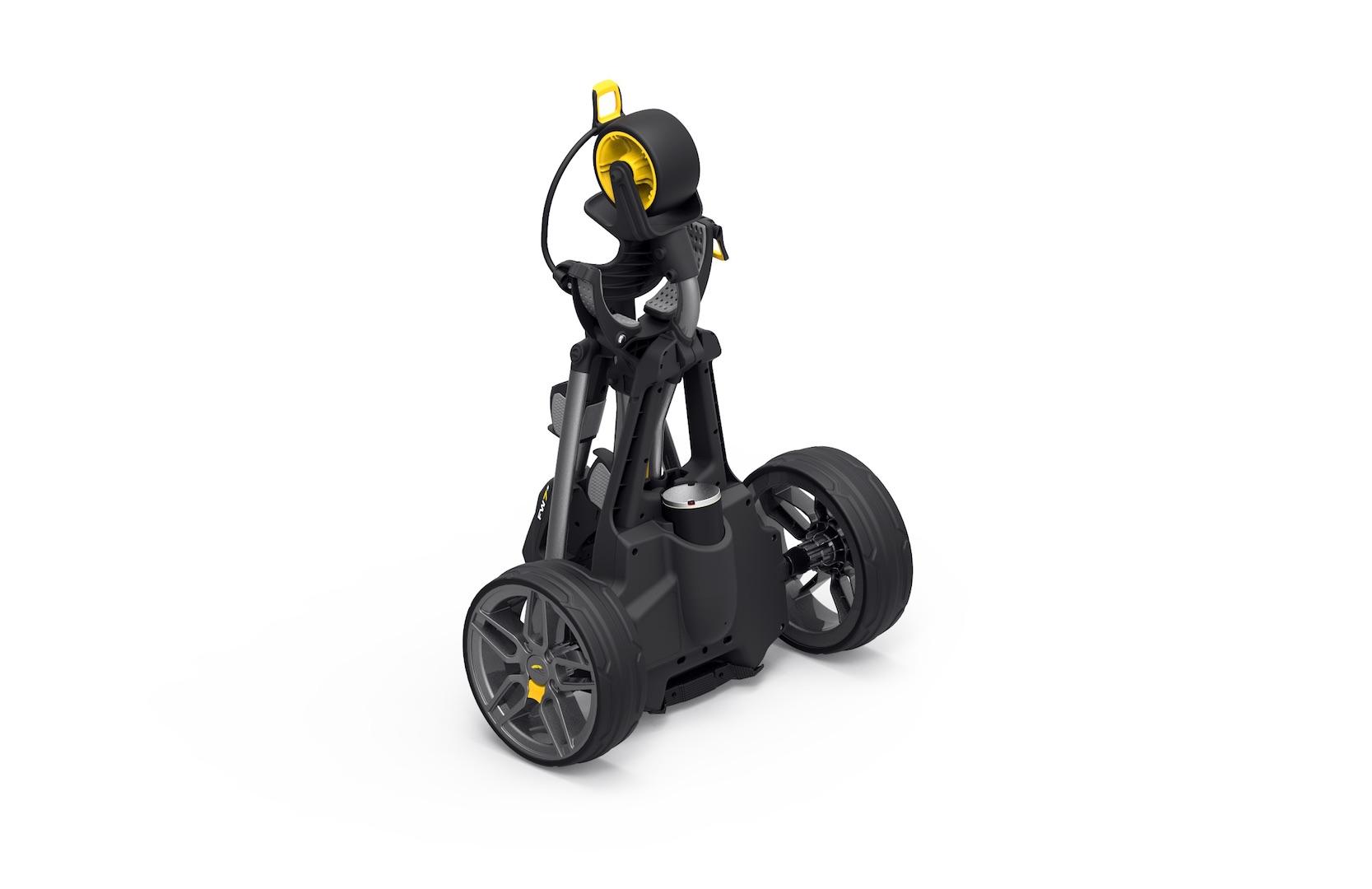 Powakaddy launch world's most advanced golf trolley