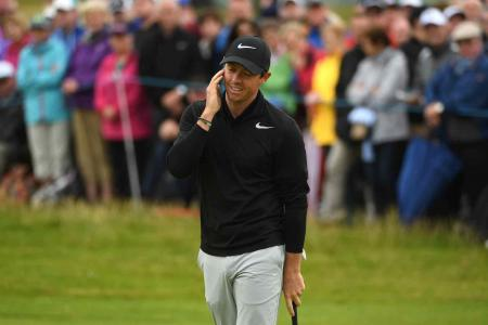 McIlroy struggles as Im & Herbert soar
