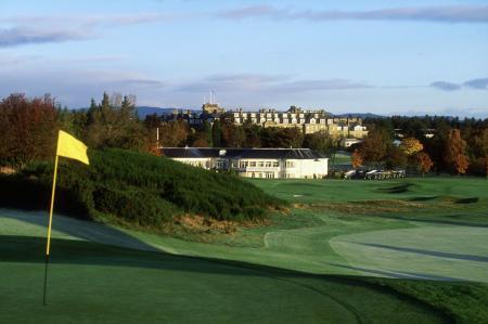 £500,000.00 Rolex Raid at Gleneagles