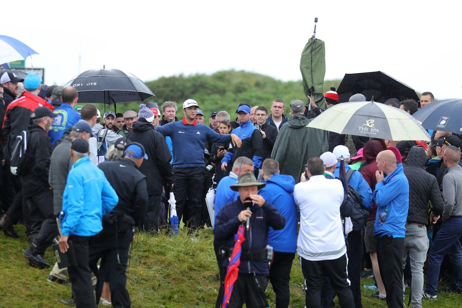Jimmy Walker slams European Tour over Rahm ruling