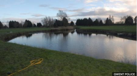 Golf director drowned
