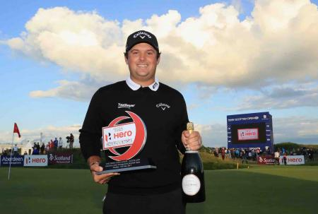 Patrick Reed wins Hero's Challenge
