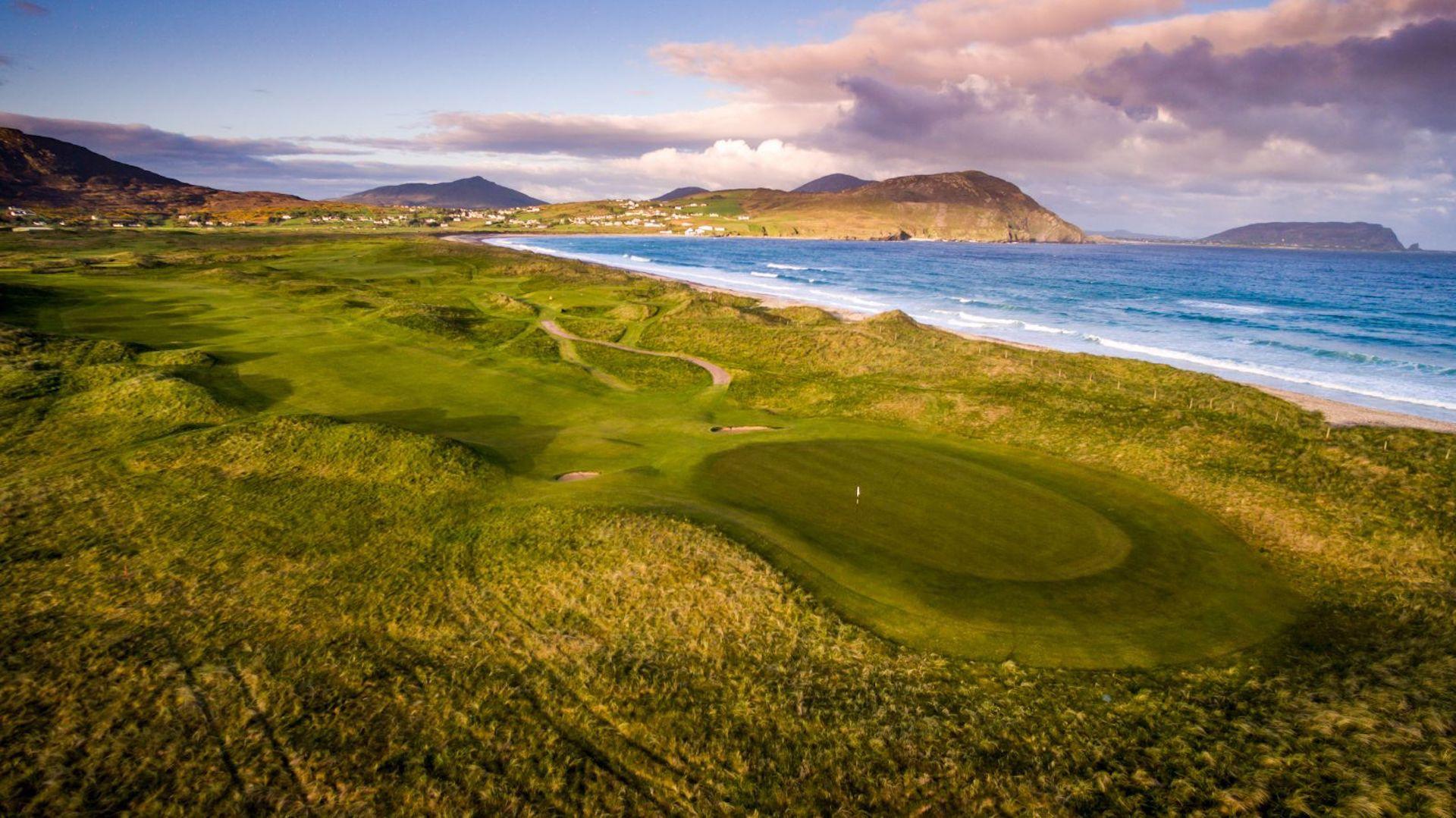 Ballyliffin Gc To Host Ddf Irish Open Golfpunkhq