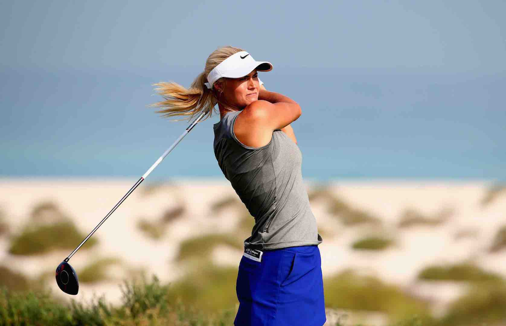 Carly Booth set for LPGA Q School