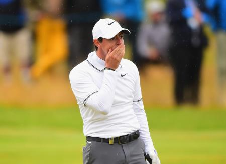 What's up with Rory McIlroy?