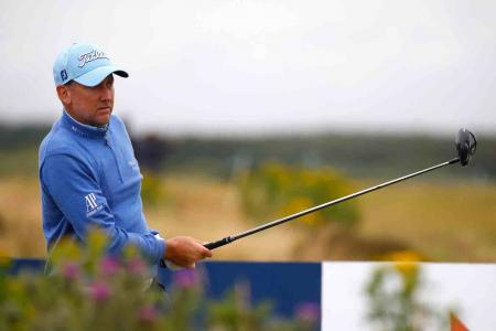 Poults takes share of the lead
