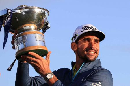Rafa Cabrera Bello wins Scottish Open