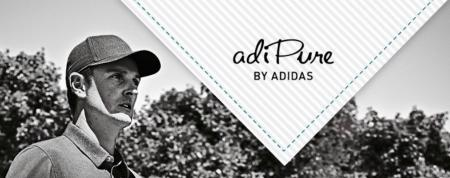 adidas reveals Justin Rose adiPure apparel