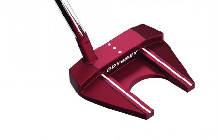 Red Hot Putters from Odyssey