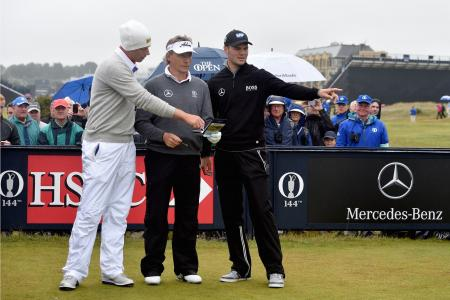 What the Old Course means to them