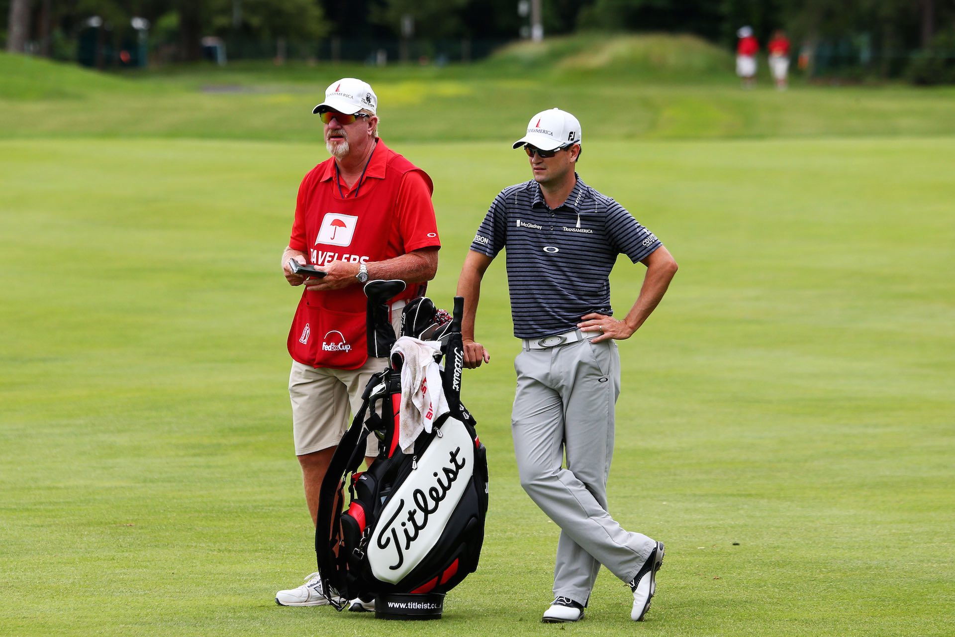 Zach Johnson's Open winning What's In The Bag