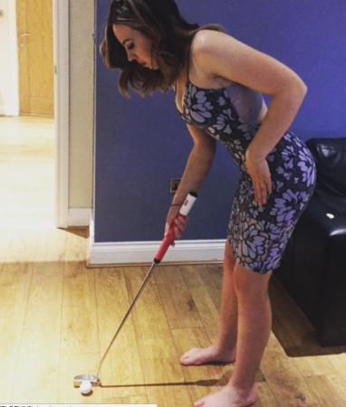 The #GPClubhouse Golf Nurse Rachael McQueen
