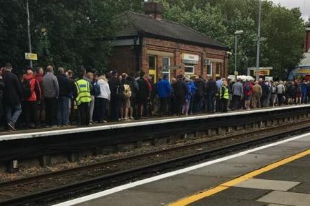 Open Struck By Rail Strike