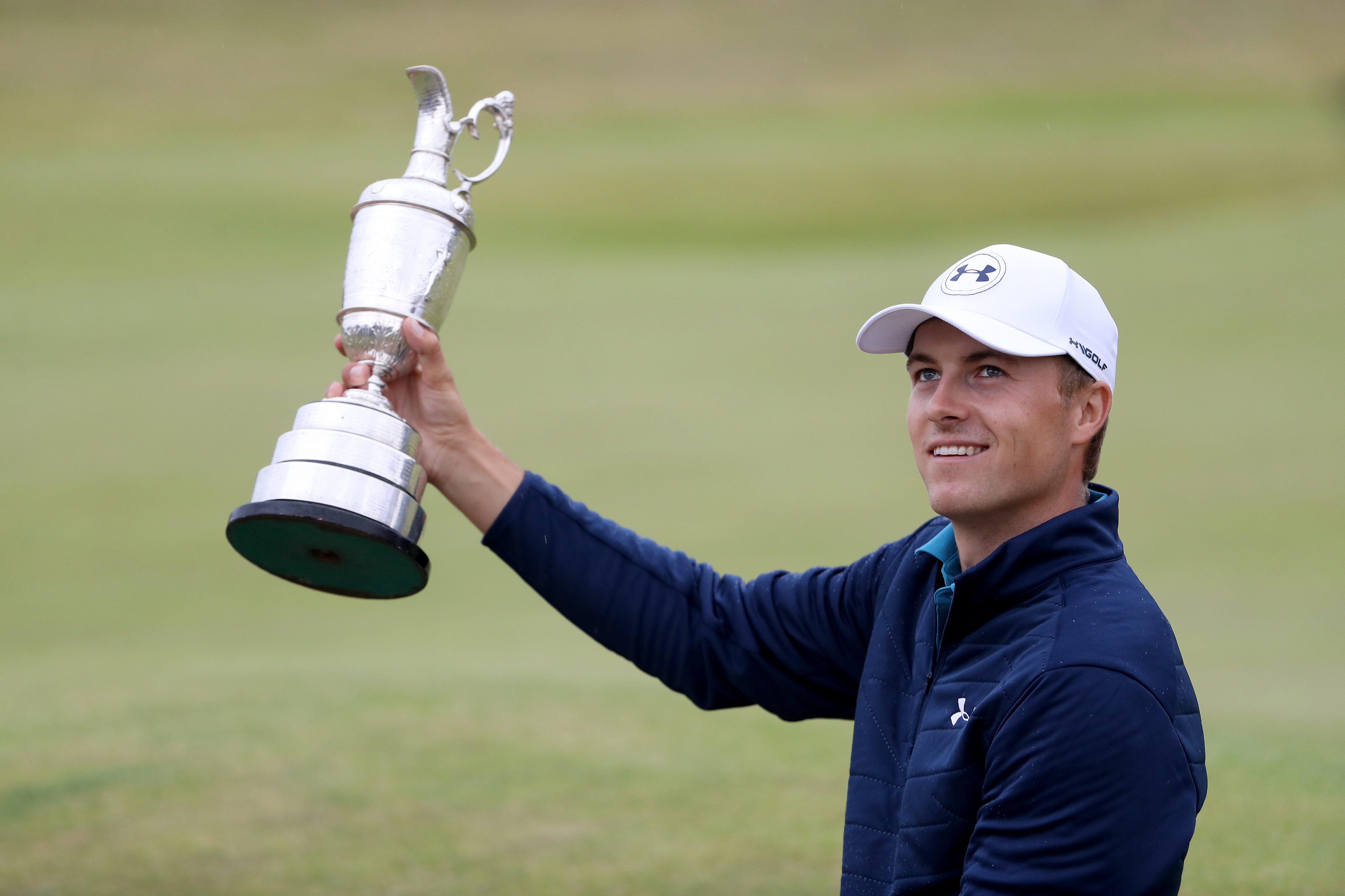 Jordan Spieth Wins Open Championship