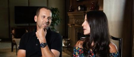 Sergio Garcia plays newlywed Game