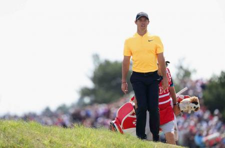 The mystery of Rory McIlroy's lost ball
