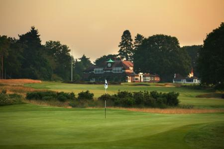 Outstanding quality of England's golf courses