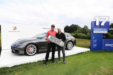 Stunning hole-in-one for Marcel Siem