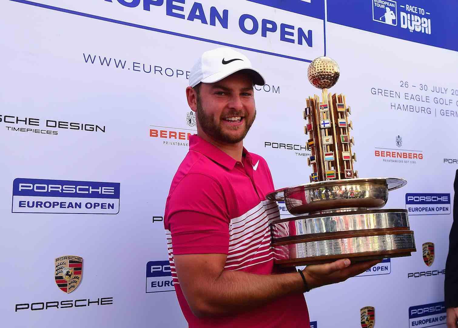 Jordan Smith claims maiden European Tour victory