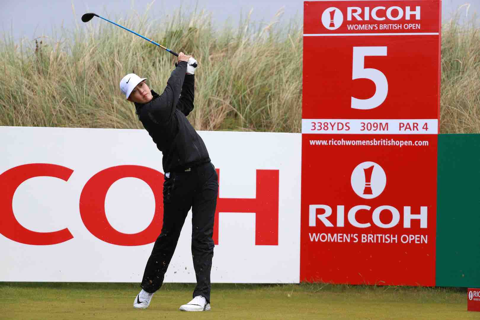 Golf Spiv calls the Ricoh British Women's Open