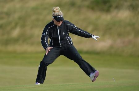 Golf Spiv calls the Ricoh British Women's Open