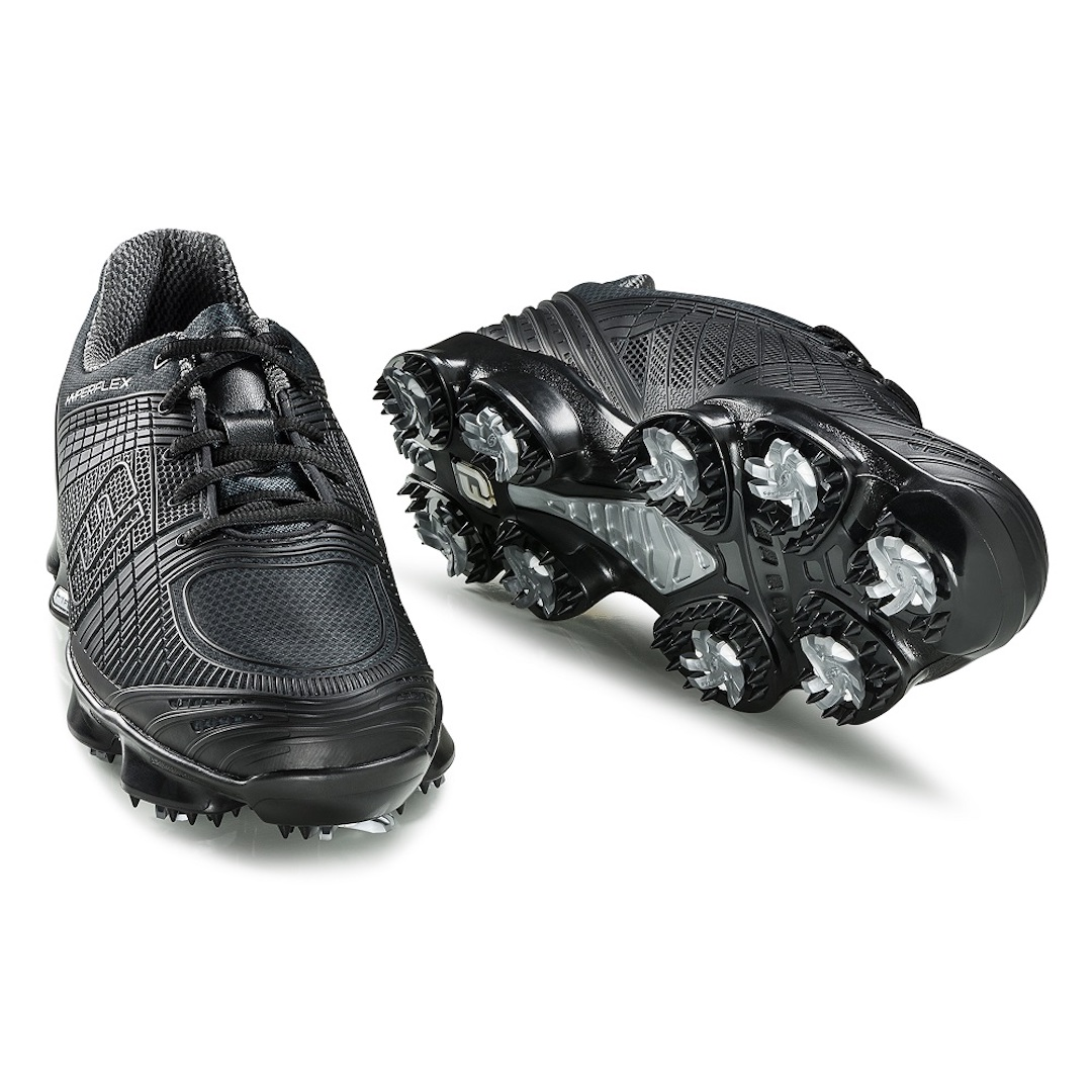 FootJoy intros ALL–Black Ltd Ed HYPERFLEX II shoes