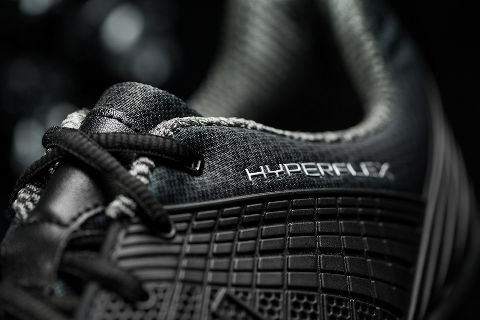 FootJoy intros ALL–Black Ltd Ed HYPERFLEX II shoes