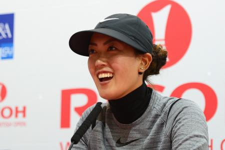 Michelle Wie brings Kingsbarns to its knees