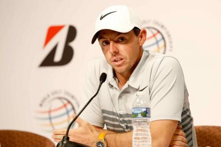 Why Rory McIlroy fired JP Fitzgerald