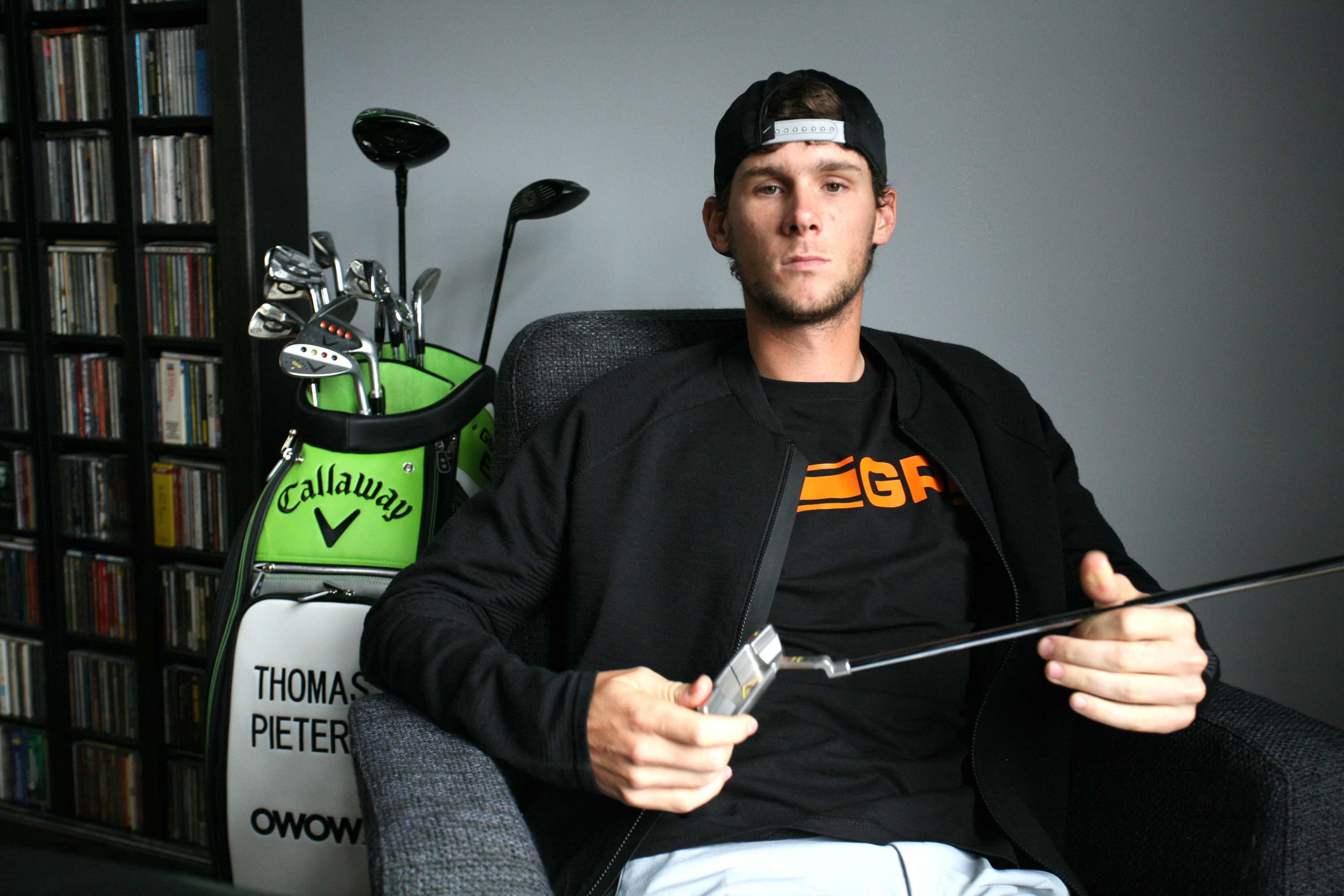 Thomas Pieters World Exclusive