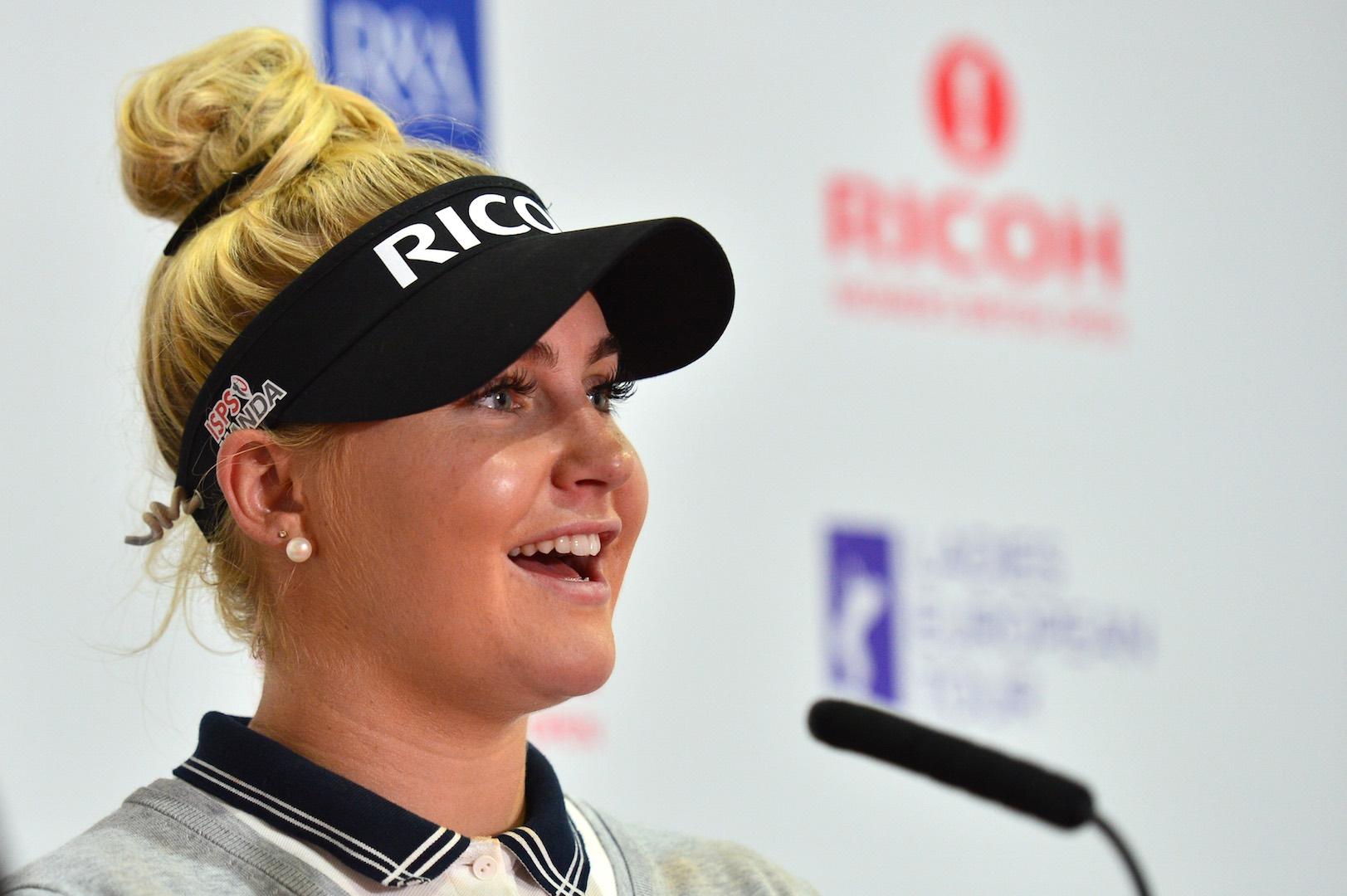 Ricoh Womens British Open Halfway verdict
