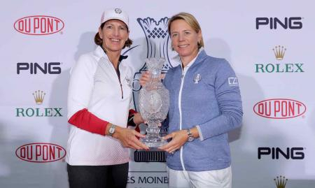 Solheim Cup teams announced