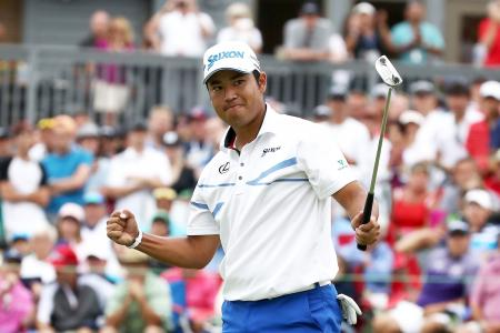 Hideki Matsuyama shoots the lights out with a 61
