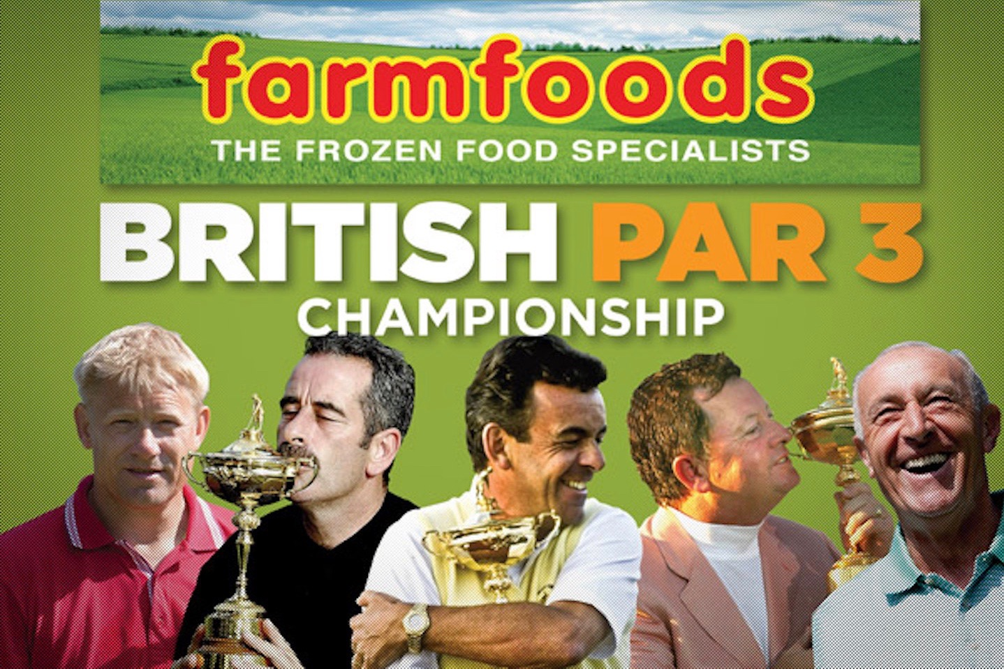 The Farm Foods British Par 3 Championship kicks off
