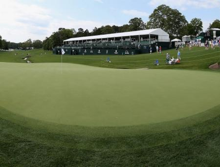 USPGA Second round tee times and pairings