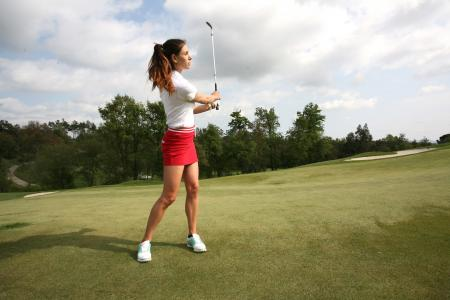 How to master the long pitch shot
