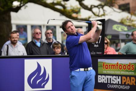 Robbie Fowler wins Farm Foods British Par 3 Championship