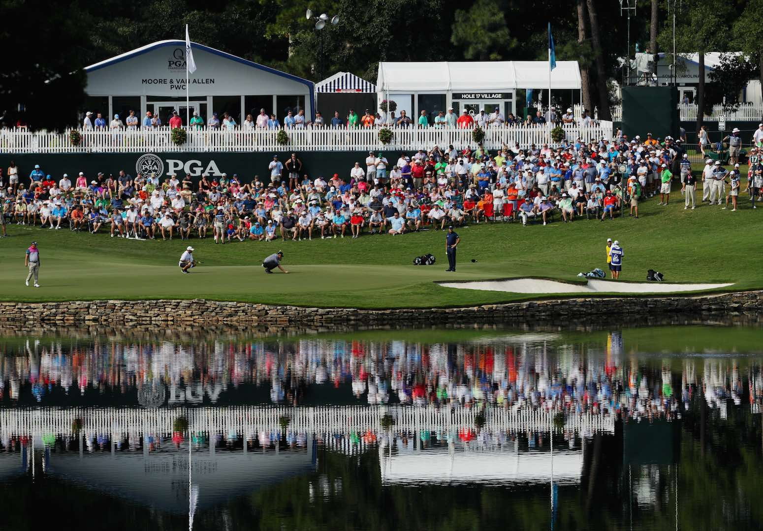 USPGA round two wrap and highlights