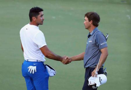 Kisner leads the USPGA with Matsuyama on his tail