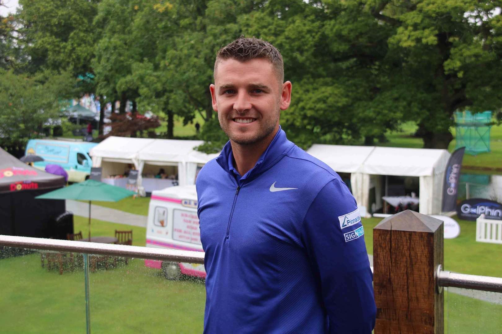 GolfSpiv tees it up at British Par 3 Championship