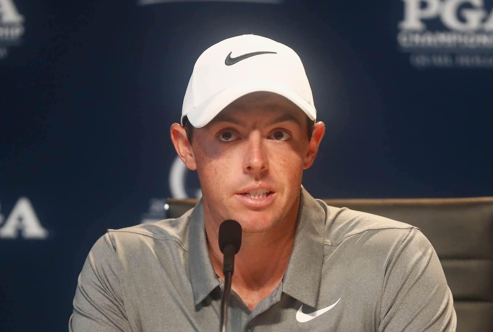 Rory McIlroy's $10 million challenge