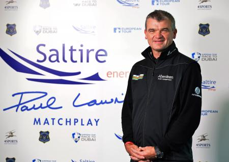 Saltire Energy Paul Lawrie Match Play