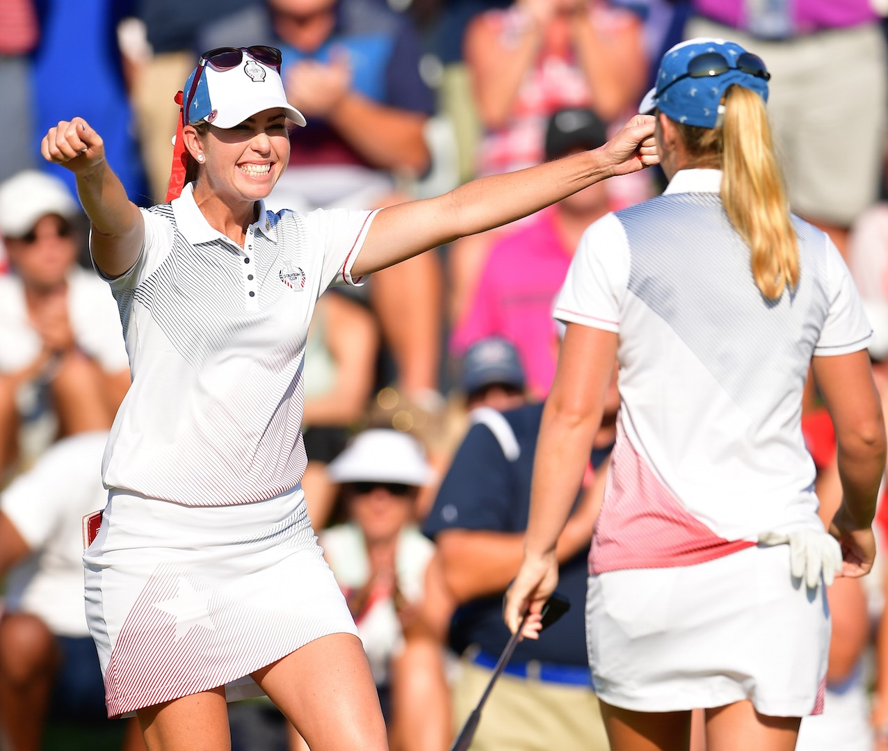 USA retains Solheim Cup