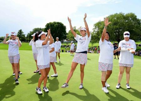 2017 Solheim Cup - the wrap