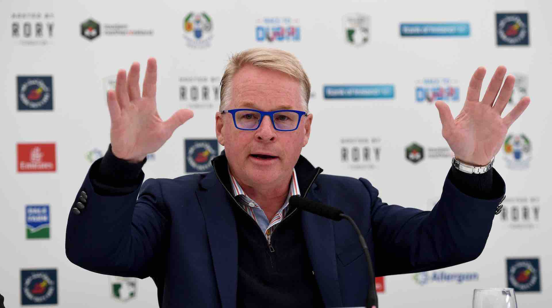 Keith Pelley issues open letter